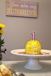 Hadley's First Birthday Party – You are my sunshine!
