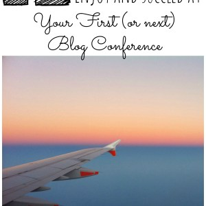 12 Tips For Your Next Blog Conference