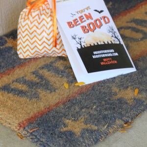 A Favorite Halloween Tradition: BOO Kits!