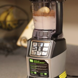 My Favorite New Kitchen Appliance: the Nutri Ninja Auto-IQ