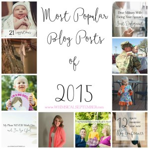 Most Popular Blog Posts of 2015