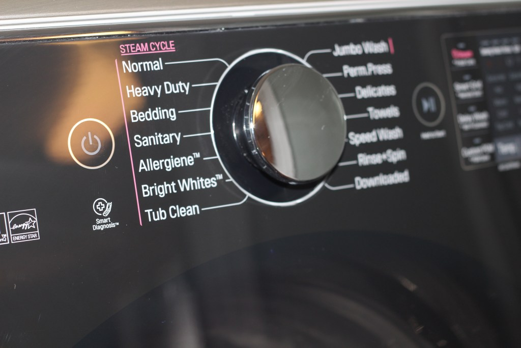 LG TWIN Wash & SideKick Pedestal