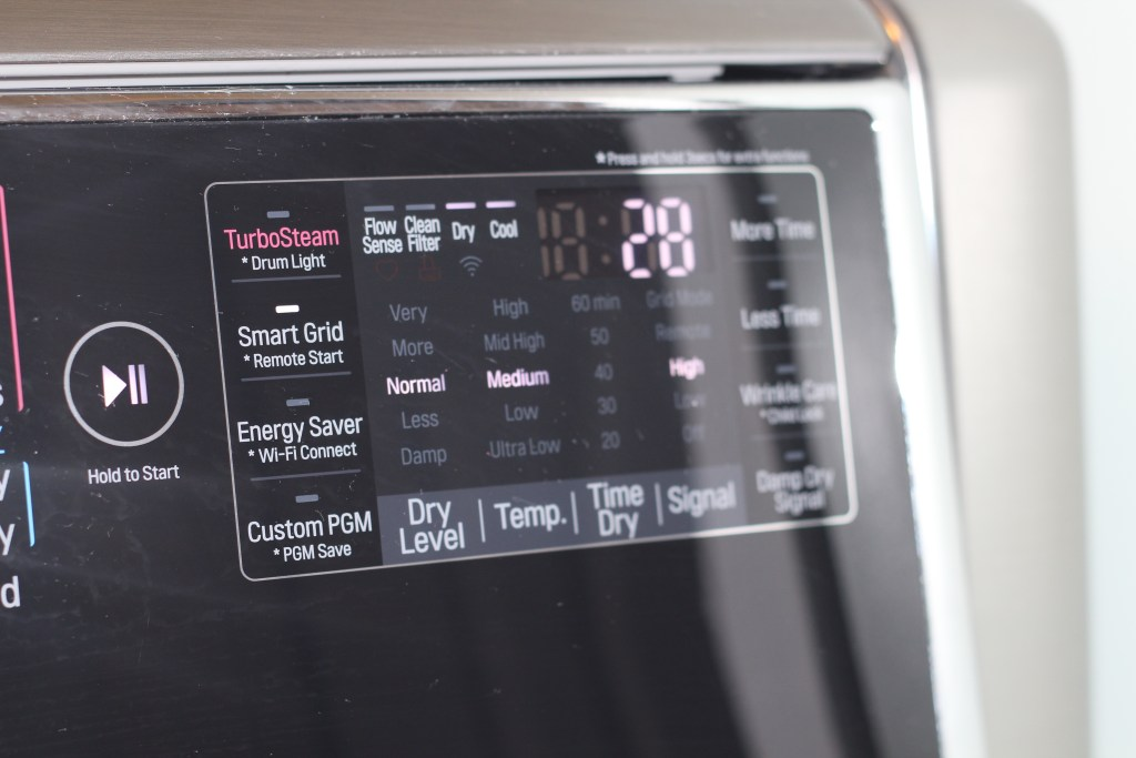 LG TWIN Wash & SideKick Pedestal