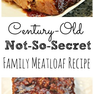 A Dinnertime Crowd Pleaser: Our Not-So-Secret Family Meatloaf