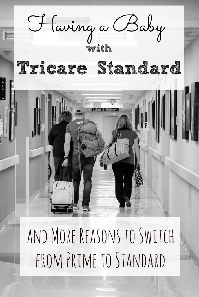 Switching from Tricare Prime to Standard: This blog post details one family's experience using both Prime and Standard and what a drastically different positive experience they've had on Standard.