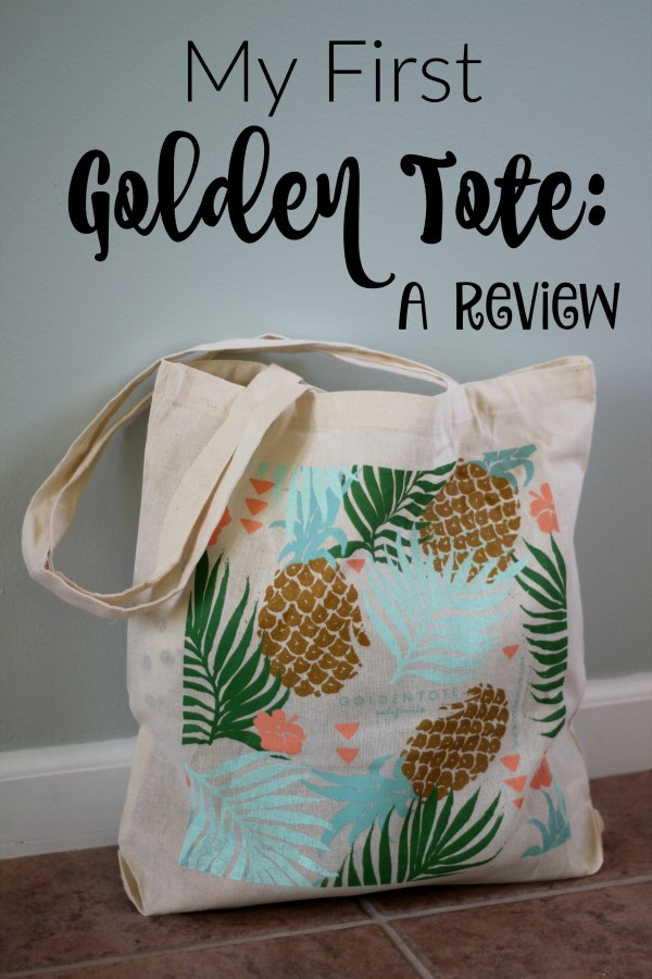 Looking for a Golden Tote Review? Check out this honest review after this girl's first experience with the clothing service!