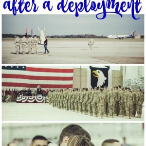 9 Tips for Readjusting as a Family After a Deployment