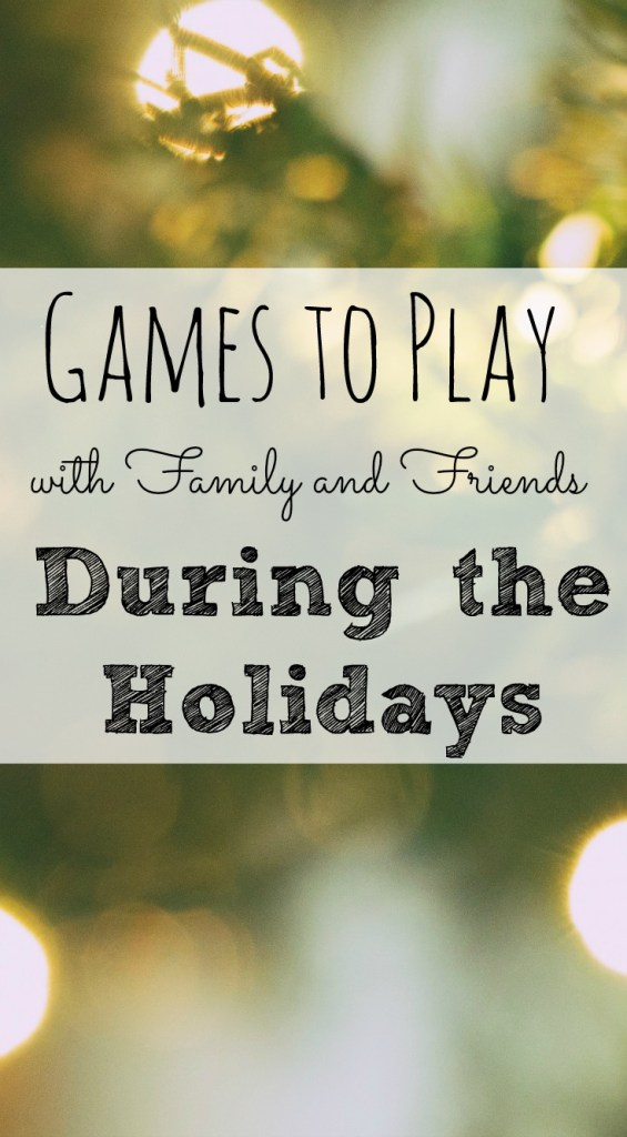 Playing games with family and friends is such a healthy, clean way to enjoy your time with loved ones after dinner or during the holidays. From classic games like Mexican Train, Monopoly, to Yahtzee, this list of games will give you a creative boost about what game to play with loved ones next!