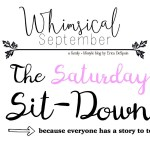 The Saturday Sit-Down with Military Wife & Pug Life