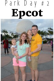 DeSpains Do Disney Part Three: Epcot & Memories