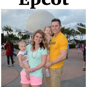 DeSpains Do Disney Part Three: Epcot & Memories