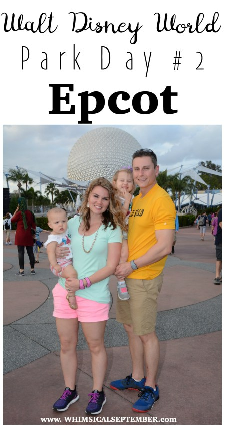 Epcot Day #2