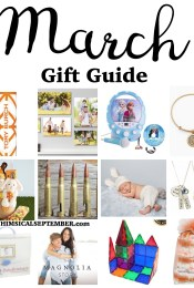 March Gift Guide: 15 Gifts Under $40