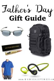 May Gift Guide: Father's Day Edition (Gifts I've Actually Given)