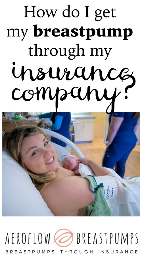 Are you confused about how to get your free breastpump through your insurance company? All you have to do is fill out one form and pick your pump! More details in this post!