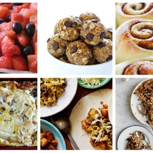 Six Breakfast Dishes to Bring to a New Mom (Or Any Friend Who Could Use a Hand)