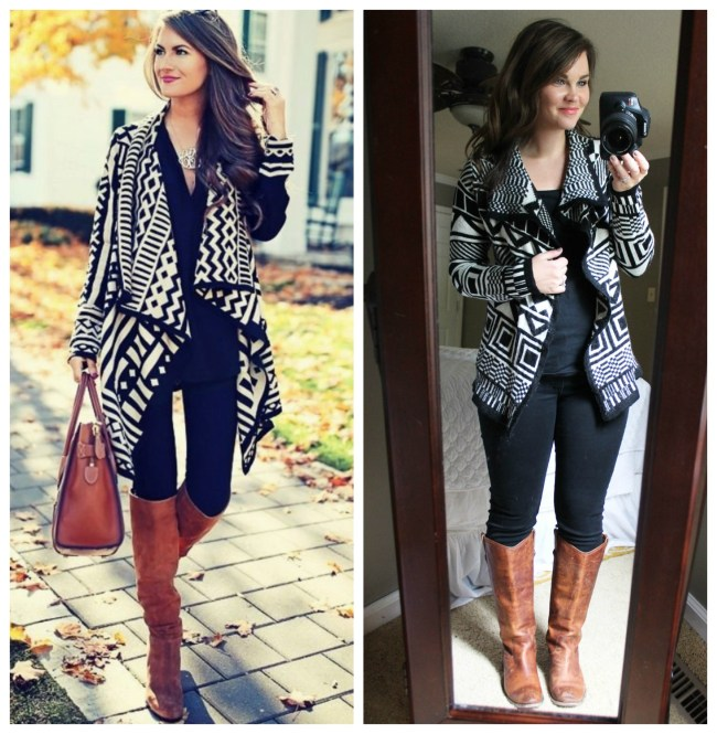 Pinterest Inspiration: Shop Your Closet For Fall Fashion