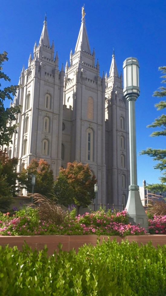 A Day in Salt Lake City