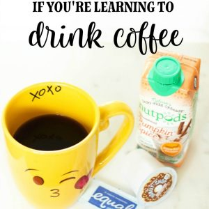 A Beginner's Guide to Learning to Drink Coffee