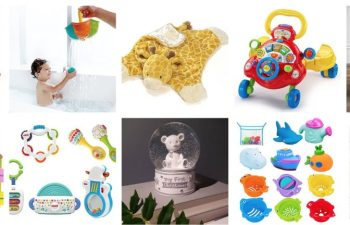 Gift Guide for Baby's First Christmas