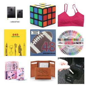 Gift Guide for Preteens & Teens