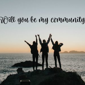 Will You Be My Community? + A Note of Empathy for Families at New Duty Stations