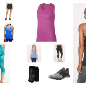 What We Actually Wear to Workout