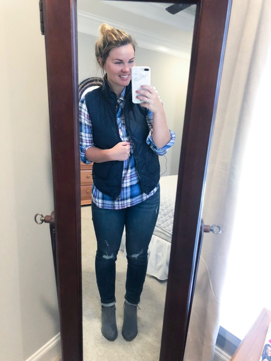 Stitch Fix August 2018: A Review of My 26th Shipment