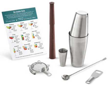 Pampered Chef Premium Cocktail Set