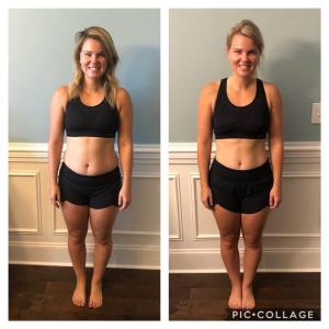 One Month Results After Working with Coach Mark + Daunting Europe Maintenance