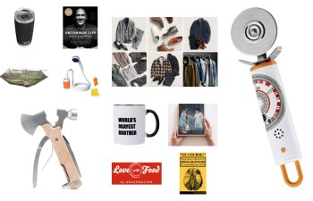Gift Ideas for Your Dad, Brother, Father-in-Law, and Brother-in-Law