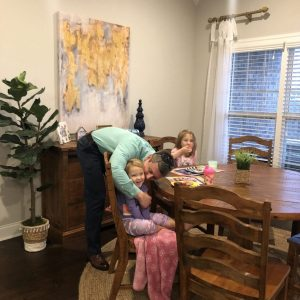 A Day in the Life | February 4th, 2019 (H: 5YO and S: almost 3YO)