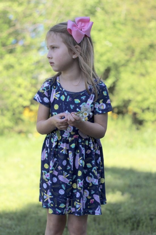 Annie the Brave: STEM-Inspired Dresses for Girls is Here!