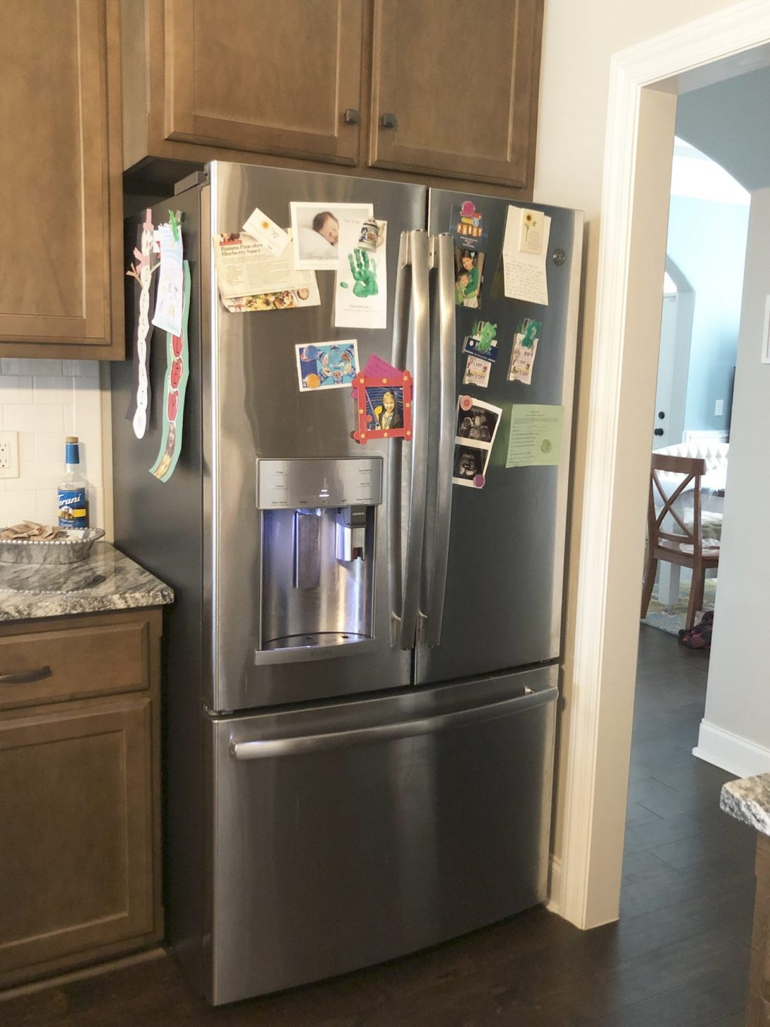 Our Coffee Fridge A Review Of The Ge Profile With Keurig K Cup Brew