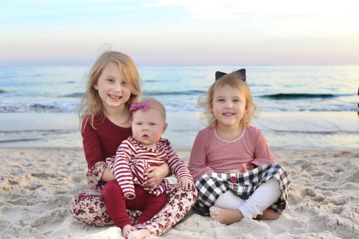 Thanksgiving at Gulf Shores, Alabama: In this post I share about all the reasons why the beach was a fantastic place to share Thanksgiving...