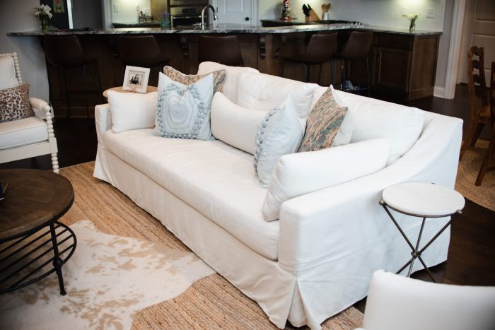 The Design Process & Reveal of Our Living Room Overhaul: Pottery Barn York, Pottery Barn Harlow, Pottery Barn Lorelei
