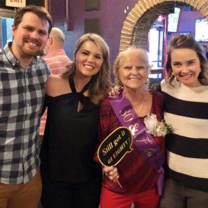 Cheers to 80 Years: Grandma's Birthday Party