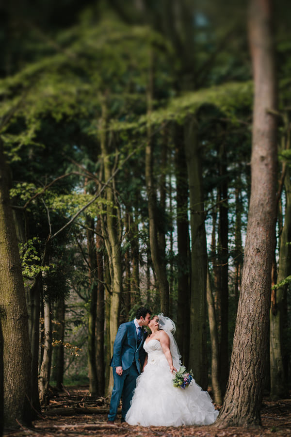 Pretty Romantic Countryside Wedding In Nottinghamshire