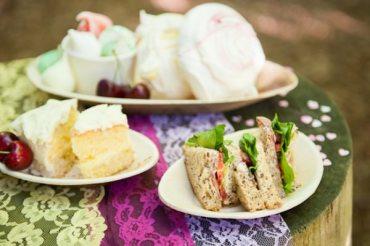 Gluten Free Wedding Food http://www.helinebekker.co.uk/