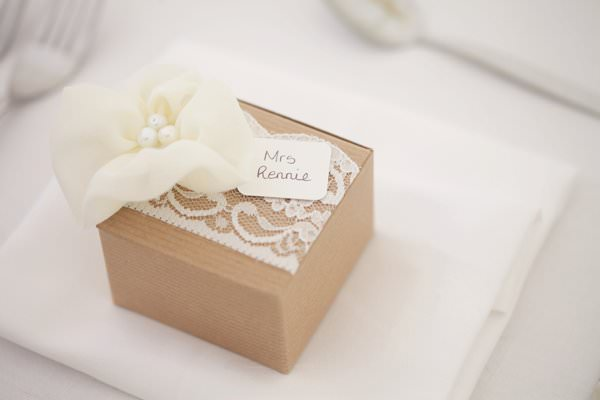 Pretty Pastel Romantic DIY Wedding Favour Box http://www.milkbottlephotography.co.uk/