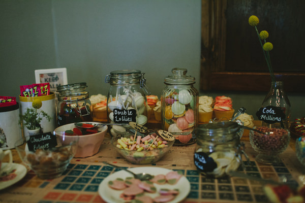 Quirky Chilled Party Wedding Sweets http://sdphotography.co.uk/
