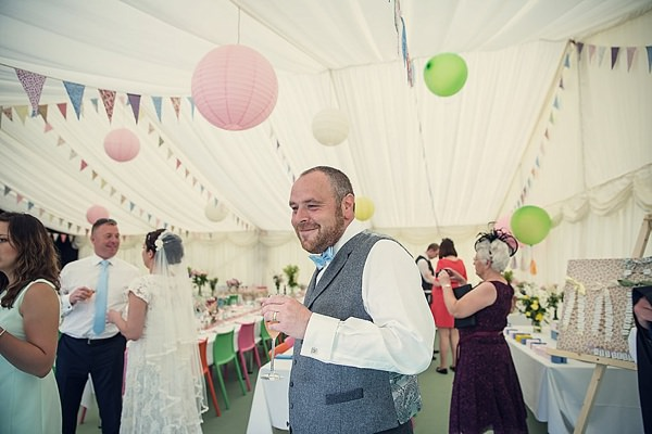 Fun Kid Friendly Colourful Party Wedding http://assassynation.co.uk/