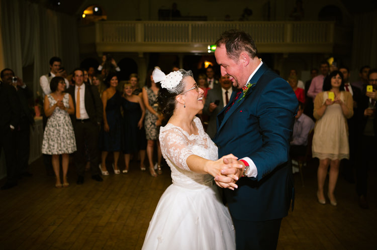 Eclectic Vintage Music Party Wedding http://www.theretreat.co/