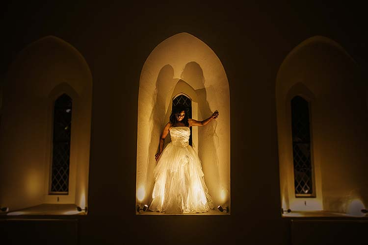 Terry Fox Dress Bride Gown Bridal Sci-fi Classic Geeky Castle Wedding http://www.pauljosephphotography.co.uk/