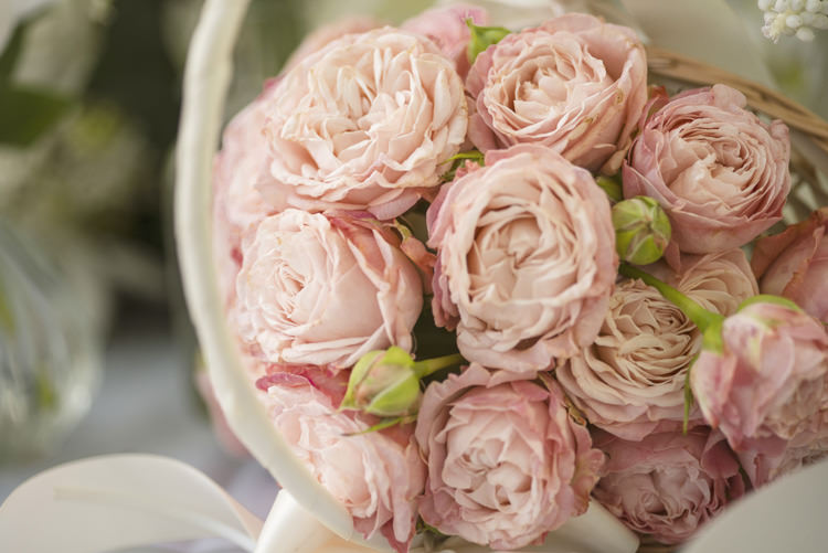 Quintessential English Elegant Soft Blush Blossom Wedding Ideas http://careysheffield.com/