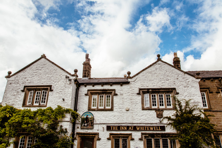 The Inn at Whitewell Quirky Colourful Pastel Country Fair Wedding http://www.cassandralane.co.uk/