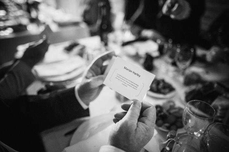Stylish Lavender Warehouse London Party Vibe Wedding