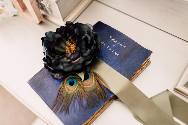 Guestbook Fairytale Whimsical Burgundy Gold Wedding http://www.victoriatyrrellphotography.com/