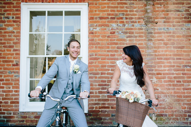Bicycles Chic Hollywood Glamour Wedding http://www.kategrayphotography.com/