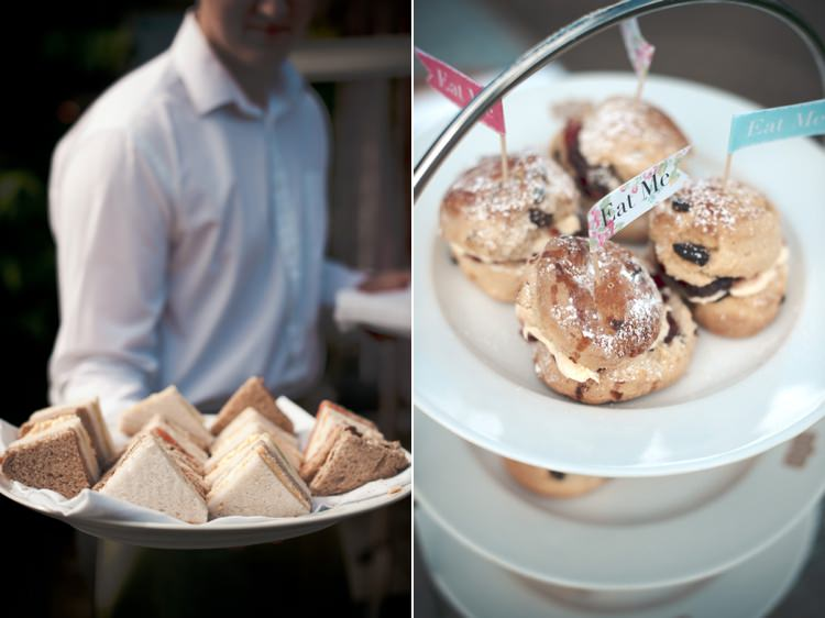 Afternoon TeaBeautiful Summer Garden Party Wedding http://divinedayphotography.com/